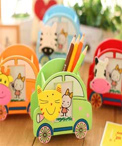 Kids Pencil Stands