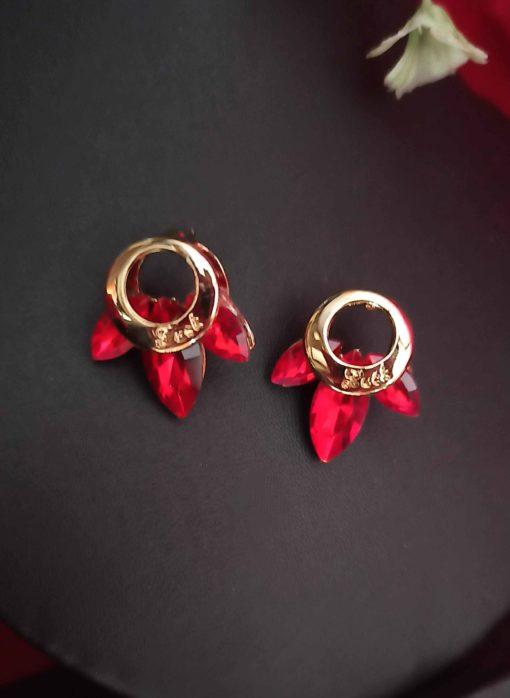 Trendilook Cute Crystal Stud Earring