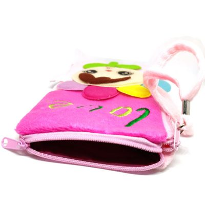 Trendilook Soft Fur Purse - Theme13