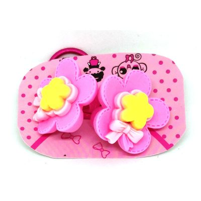 Flower Rubber band for Girls and Ladies