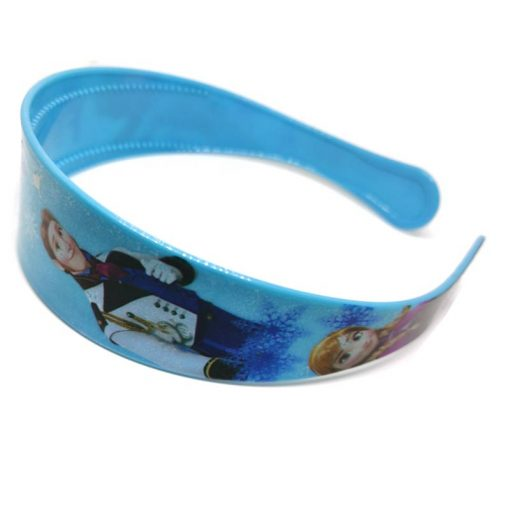 Trendilook Blue Frozen Theme Hairband for Kids and Girls