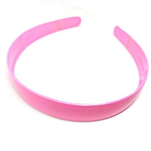 Trendilook Baby PinkUnbreakable Big Size Single Color Hairband