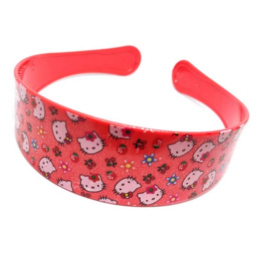 Trendilook Red Hello Kitty Hairbands for Kids