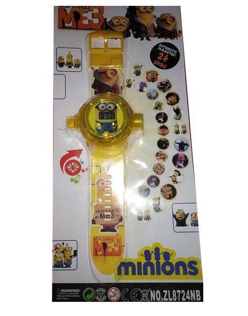 Minnons_Projector_Cartoon_Watch