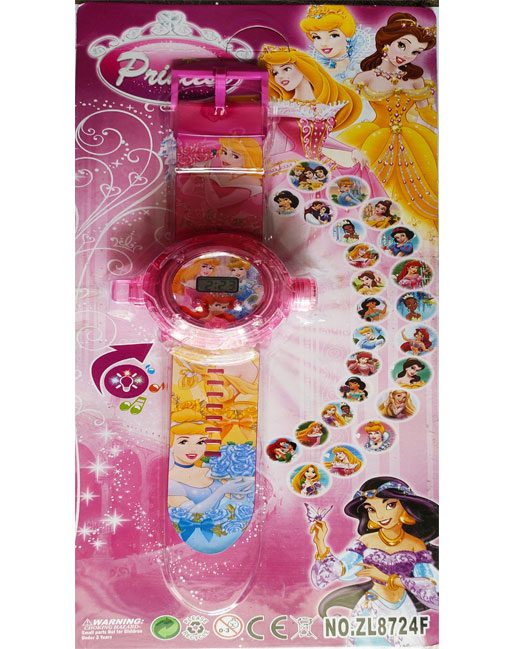 Princess_Projector_Music_Watch