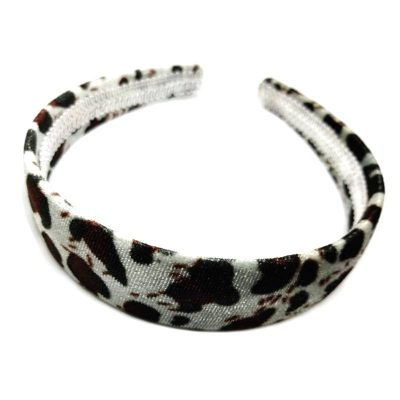 Trendilook Broad Leopard Print Hairbands 04