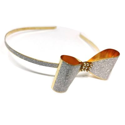 Trendilook Stylish Silver Cross Hairband For Kids 02