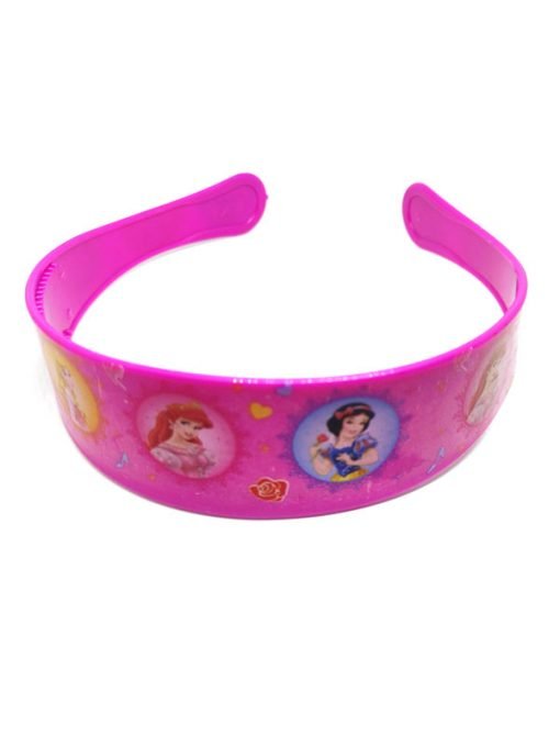 Trendilook Pink Princess Circle Theme Hairband for Cute Princess