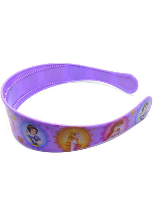 Trendilook Purple Princess Circle Theme Hairband for Cute Princess