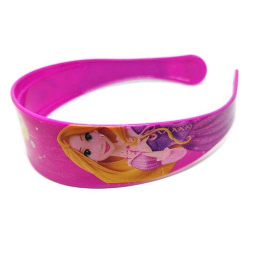 Trendilook Pink Princess Full Cartoon Theme Hairband for Cute Princess