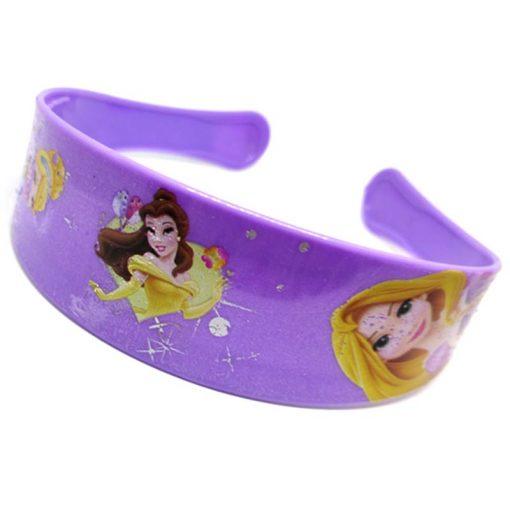 Trendilook Purple Princess Full Cartoon Theme Hairband for Cute Princess