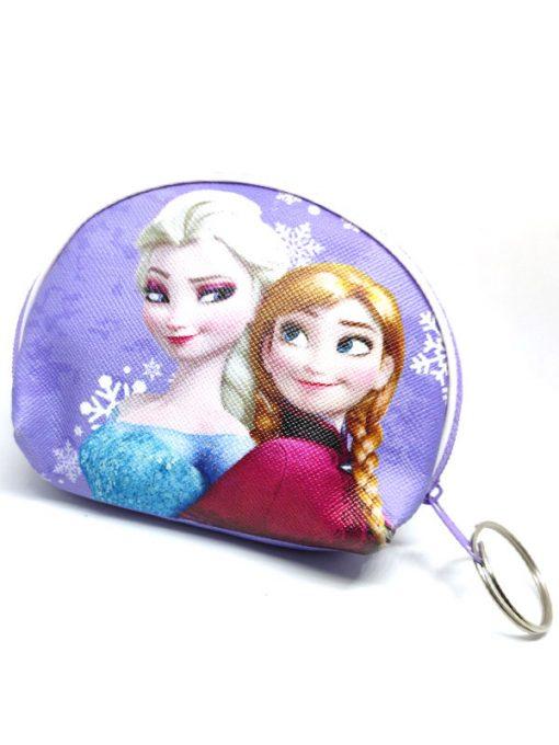 Trendilook Frozen Coin Purse Mini PU Key Chain Small Purse / Pouch - Theme2
