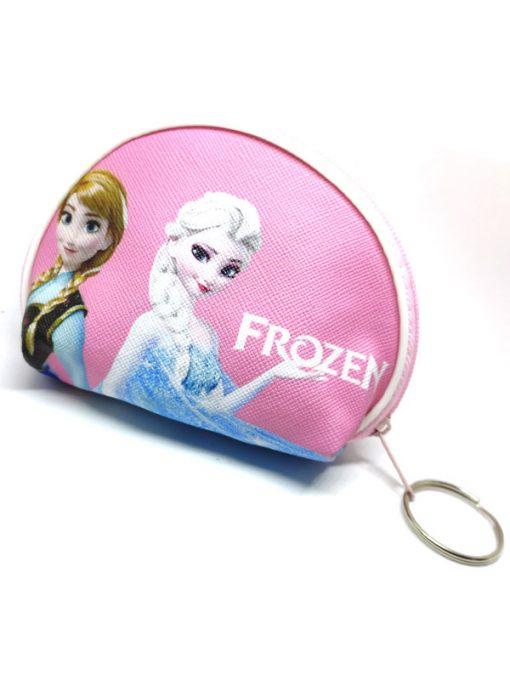 Trendilook Frozen Coin Purse Mini PU Key Chain Small Purse / Pouch - Theme3