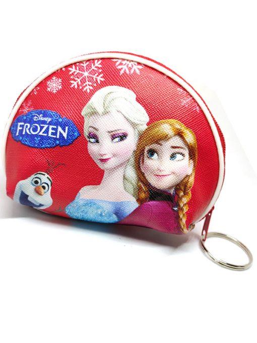 Trendilook Frozen Coin Purse Mini PU Key Chain Small Purse / Pouch - Theme4