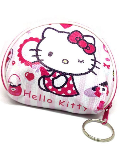 Trendilook Hello Kitty Coin Purse Mini PU Key Chain Small Purse / Pouch - Theme5