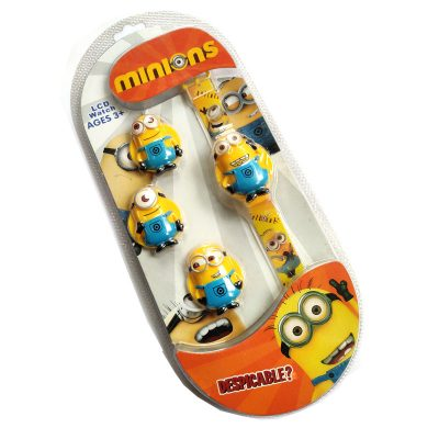 Minions_Watch_Changable_Dial