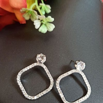 Trendilook Stone Work Drop Earring