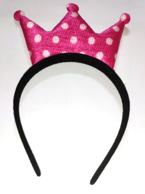 Trendilook Pearl Crown Hairband for Kids