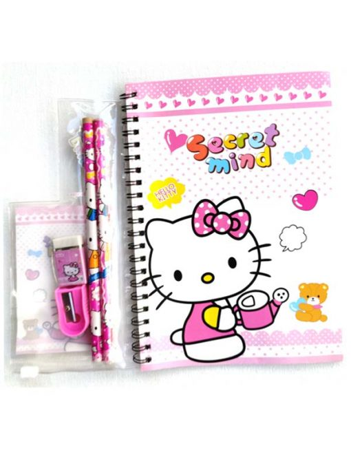 Trendilook Hello Kitty Small Spiral Notebook