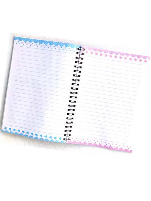 Trendilook Hello Kitty Small Spiral Notebook