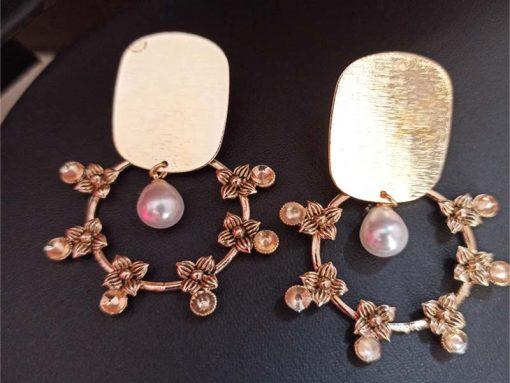 Trendilook Gold Plated Drop Earring