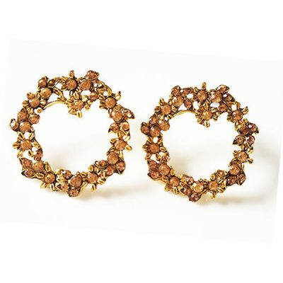 Trendilook Cute Stone Looped Earring