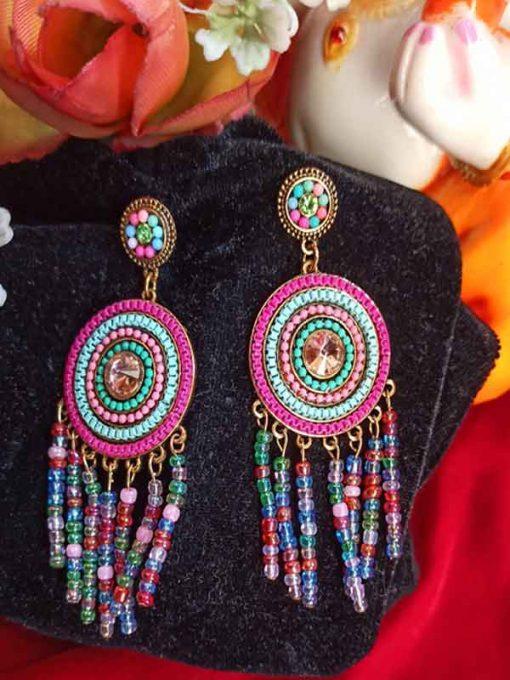 Trendilook Premium Quality Party Wear Drop Earring