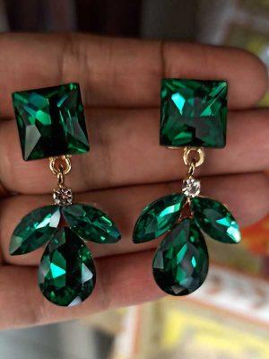 Trendilook Crystal Beautiful Drop Earring
