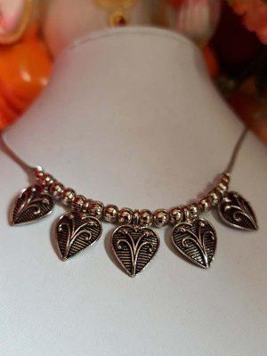 Trendilook German Silver Neckpiece