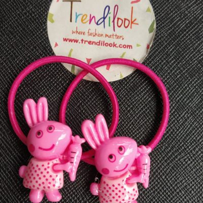 Trendilook Peppa Pig Rubber band one Pair