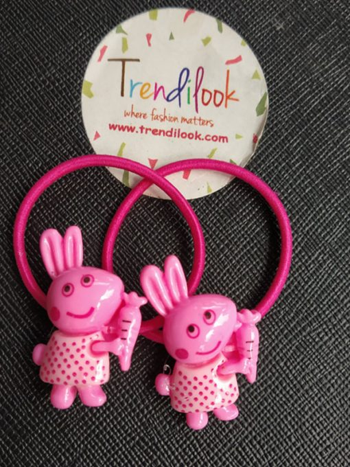 Trendilook Peppa Pig Rubber band one Pair