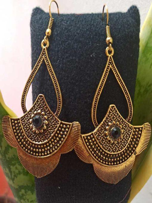 Trendilook German Gold Drop Earring